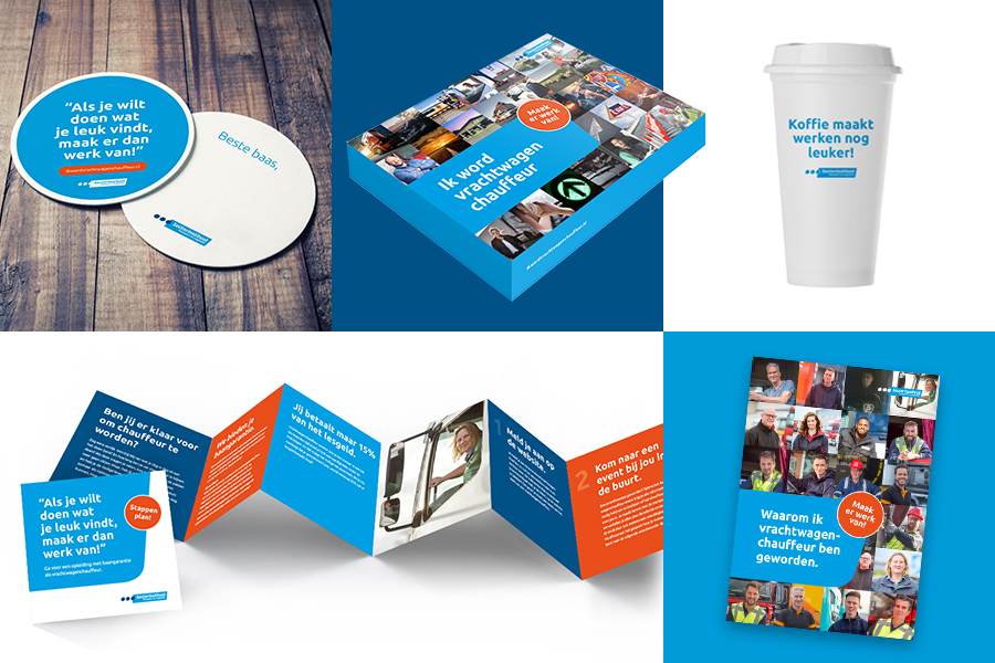 Communicatiestrategie branding content STL